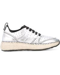Tod's - Braided Sole Sneakers - Lyst