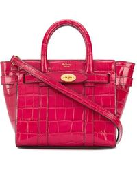 Mulberry Trousse make-up Bayswater - Rosso