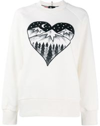 Moncler Grenoble - Après Ski Embroidered Sweater - Lyst