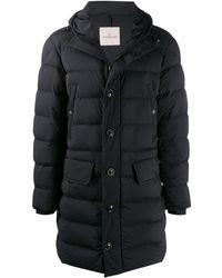 Moncler Куртка На Пуговицах - Черный