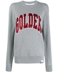 Golden Goose Deluxe Brand スパンコール スウェットシャツ - グレー