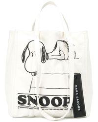 Marc Jacobs Snoopy ハンドバッグ - マルチカラー