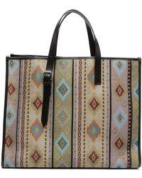 Etro Geometric-print Tote Bag - Multicolor