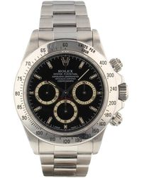 Rolex 2018 Pre-owned Daytona 40mm - Black