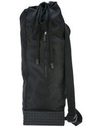 NO KA 'OI Square Panel Base Backpack - Black
