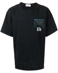 Rhude - プリント Tシャツ - Lyst