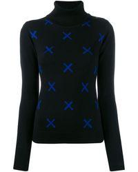 Rossignol Jc De Castelbajac Webi タートルネックセーター - ブラック