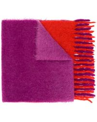 Forte Forte - Fringed Scarf - Lyst