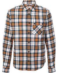 Aztech Mountain Checked Shirt - Multicolour