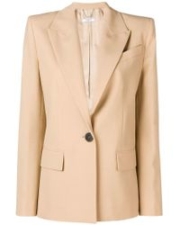 Givenchy - Front Buttoned Blazer - Lyst