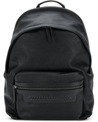 Stella McCartney - Embossed Falabella Backpack - Lyst