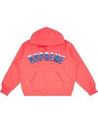 Supreme Icy Arc パーカー - オレンジ