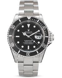 Rolex 1997 Pre-owned Submariner Date Horloge - Zwart