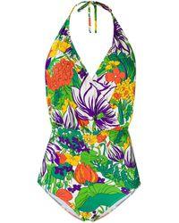 Roseanna Costume intero Botanique Falcon - Multicolore