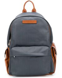 Brunello Cucinelli Colour Block Backpack - Multicolour
