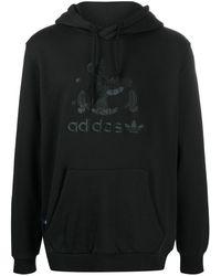 adidas - ロゴ パーカー - Lyst