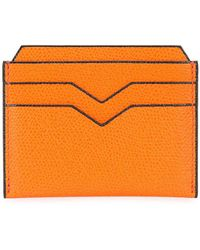 Valextra - Classic Cardholder - Lyst