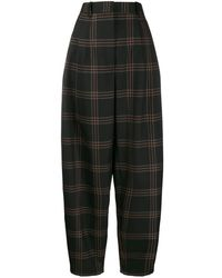 Paul Smith Drop-crotch Tapered Trousers - Black
