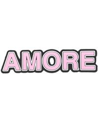 Dolce & Gabbana Нашивка Amore - Многоцветный