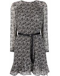 Calvin Klein - フローラル ドレス - Lyst