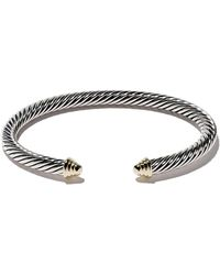 David Yurman - Cable Classics カフブレスレット - Lyst
