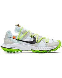 Nike - X Off-white 'zoom Terra Kiger 5' スニーカー - Lyst