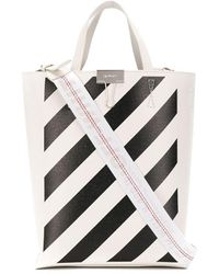 Off-White c/o Virgil Abloh - Diagonal Binder Draagtas - Lyst