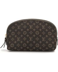 Louis Vuitton Pouch Pre-owned con stampa - Marrone