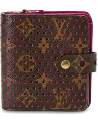 Louis Vuitton - Кошелек Pre-owned С Монограммой - Lyst