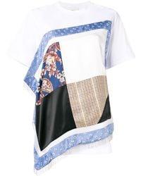3.1 Phillip Lim - パッチワーク Tシャツ - Lyst