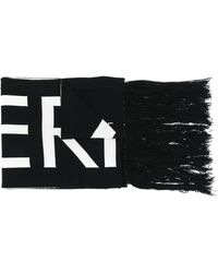 A_COLD_WALL* Oversized Logo Scarf - Black