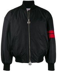 Gcds ボンバージャケット - ブラック