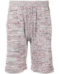 Loveless Soft Shorts - Red