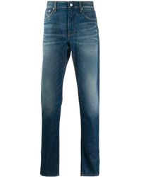 Calvin Klein Slim-fit Jeans - Blauw