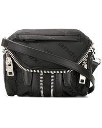 Alexander Wang Micro Marti Crossbody Bag - Black