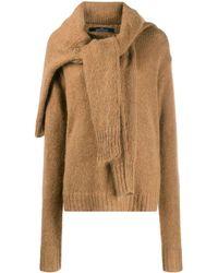 ROKH - タイフロント セーター - Lyst