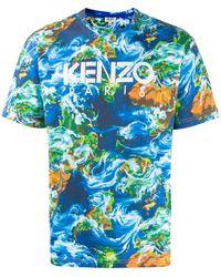 KENZO - メンズ - ブルー