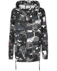Haculla - Kustom Camouflage Coat - Lyst