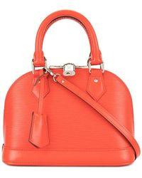 Louis Vuitton - Сумка Alma Bb Pre-owned - Lyst