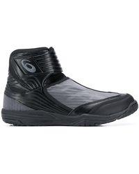Asics High-top Sneakers - Zwart