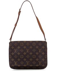 Louis Vuitton Borsa a spalla Musette Tango Pre-owned 1999 - Marrone