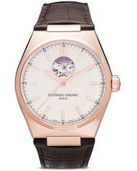 Frederique Constant Reloj Highlife Heart Beat de 41mm - Metálico