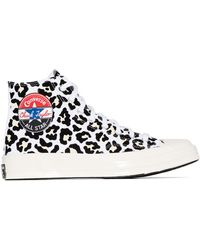 Converse Chuck High-top Sneakers - Wit