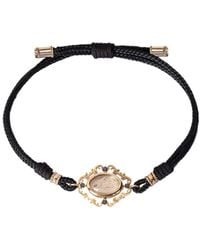 Dolce & Gabbana Браслет Devotion С Подвеской - Металлик