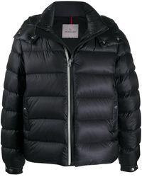 Moncler Arves パデッドジャケット - ブラック