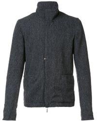 Taichi Murakami - Roll Neck Zipped Jacket - Lyst