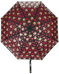 Moschino Зонт С Принтом - Многоцветный