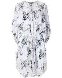 Andrea Marques パーカードレス - ホワイト