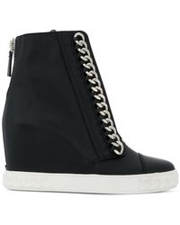 Casadei | Wedge Sneakers | Lyst