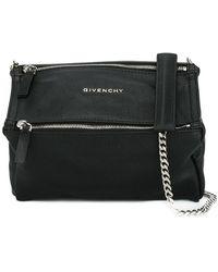 Givenchy | Mini Pandora Leather Cross-Body Bag | Lyst